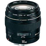 Canon EF 100mm f/2.0 USM Telephoto AF Lens