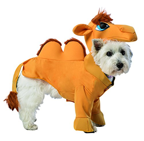 Rasta Imposta Camel Dog Costume, XX-Large