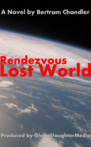 book cover of Rendezvous on a Lost World