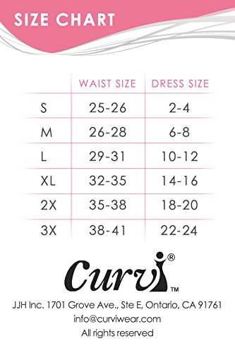 Curvi Wear Your Own Bra Firm Body Shaping Control Slip