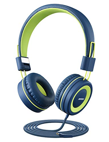 Kids Headphones, Mpow CH8 Children Headphone, 91dB Volume Limiter Hearing...