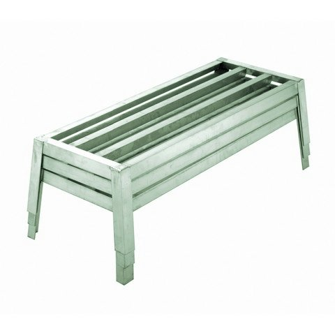 Aluminum Dunnage Rack (PVIFS DR2448-8 Dunnage Rack with 8