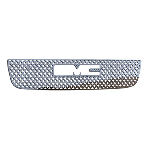 03 sierra chrome mesh grill - 3