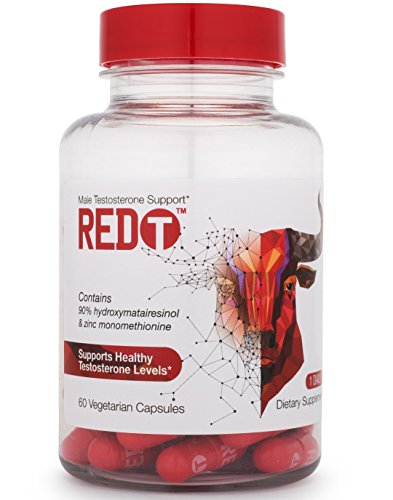 Testosterone Booster Support Supplement Capsules product image