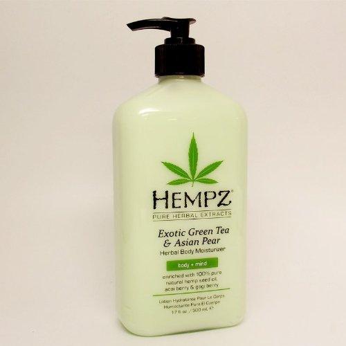 Hempz THÉ VERT & ASIAN PEAR Hydratant - 17 oz
