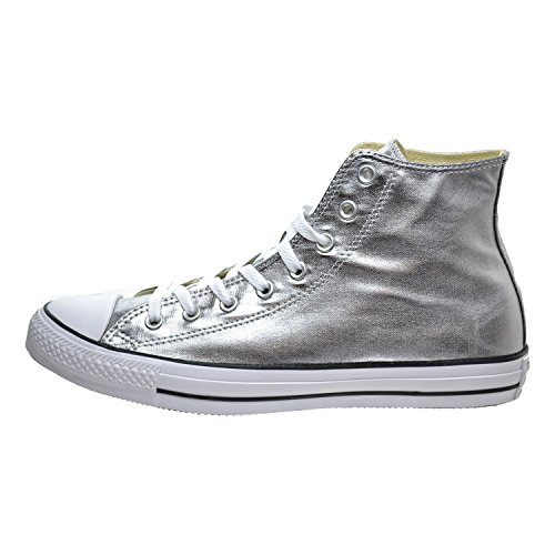 Hi Unisex Gun White Adulto Star Converse Canvas Sneaker Metal BS5nx1aqgw
