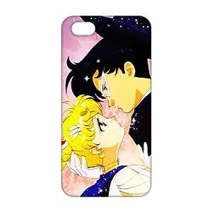 3D Case Cover Cartoon Anime Sailor Moon Phone Case for iPhone 5s