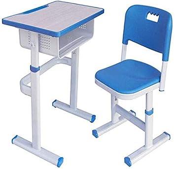 MJK Mesas, escritorio y silla para estudiantes, escritorios de ...