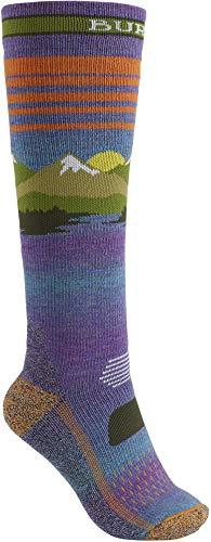 Burton Women's Performance Midweight Sock, Vista, Small\\Medium