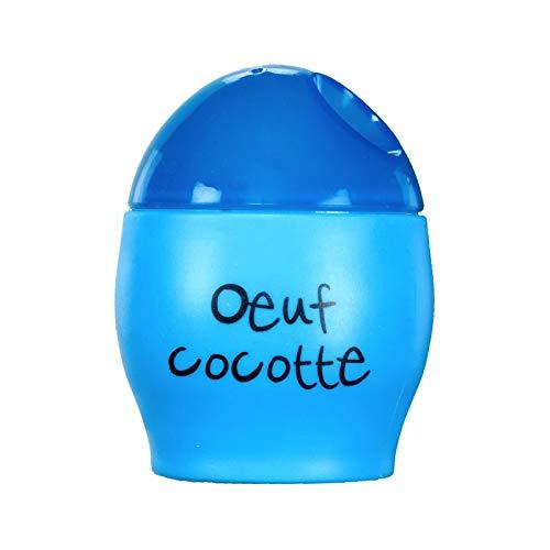 Cuisy - Cocedor de Huevos para microondas, Color Azul ...