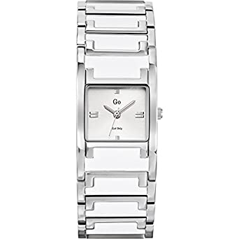 GO, Girl Only Analogue Silver Dial Women's Watch - 694704