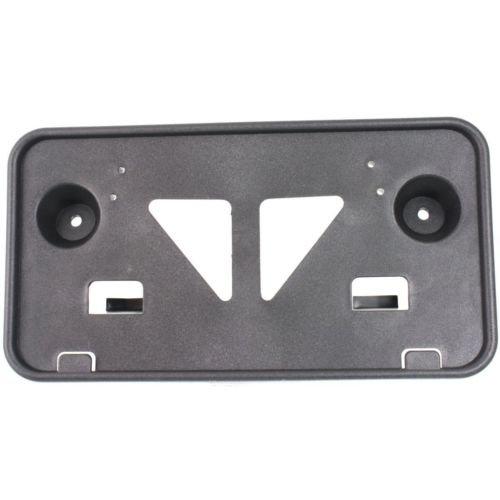 Make Auto Parts Manufacturing - EDGE 07-10 FRONT BUMPER BRACKET, License Plate, Limited/SE/SEL/SEL/Sport Models - FO1068126