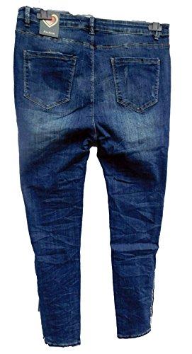 Boyfriend Authentic Monday Jeans Femme Monday Authentic 0IwqSaxPy