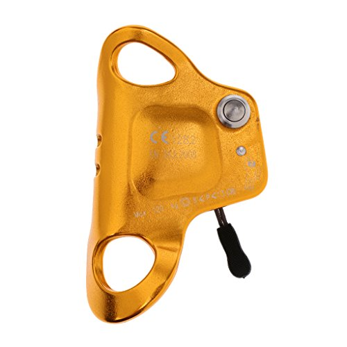 Dovewill Heavy Duty Chest Ascender Riser for Vertical Rope Climbing Tree Arborist (CE Certified) Choice of Color