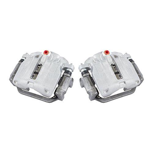 CKOE00968 [ 2 ] REAR Premium Grade OE Semi-Loaded Caliper Assembly Pair Set