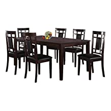 Brassex 597-72 Aliya Dining Table Set