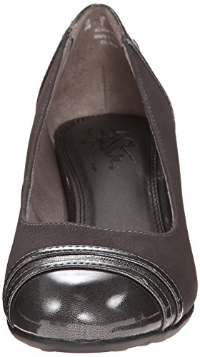 LifeStride Women's Juliana Wedge Pump Dark Gray low shipping online buy cheap websites cheap sale classic pJlnR