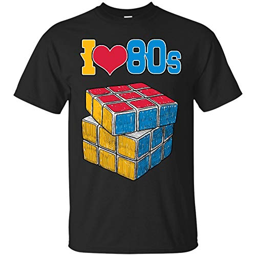 I Love The 80s Shirt- 80s Clothes for