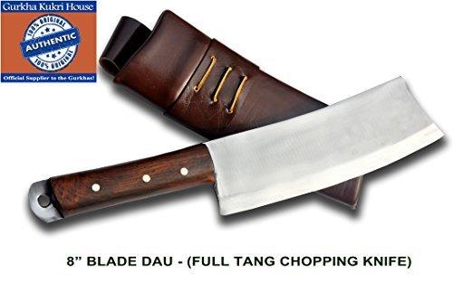 (Authentic Gurkha Kukri Knife - 8
