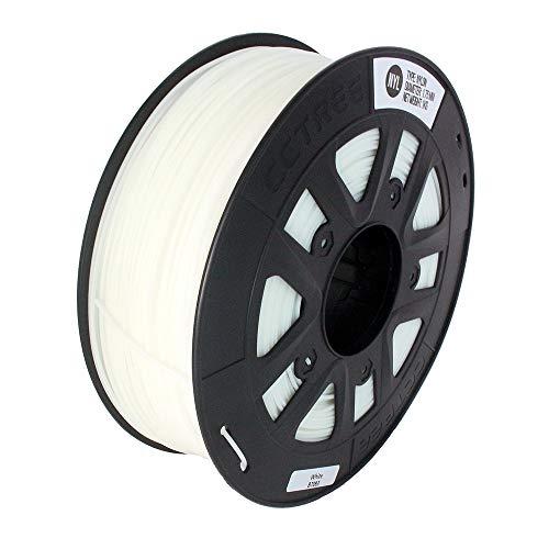 Shuzhen,Impresora 3D Nylon 1.75MM Filamento Blanco 1KG para ...