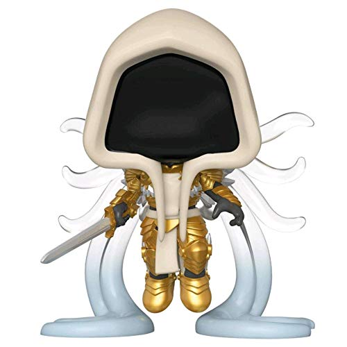 POP Funko Diablo 3 600 - Tyrael Metallic Special Edit