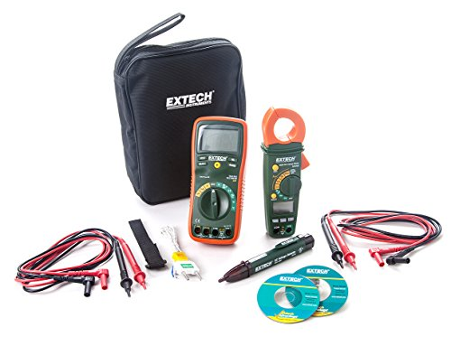 Extech TK430 6 Piece Electric Test Kit ()