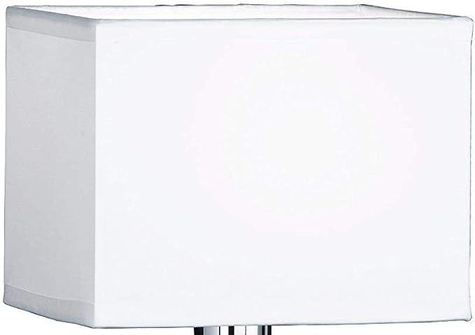 Stoffschirm 58501 - Pantalla textil para lámpara de mesa o de ...