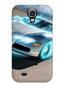 Tough Galaxy Case Cover/ Case For Galaxy S4(bugatti Veyron) 8345950K13734462