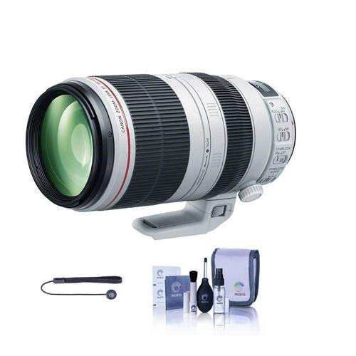 Canon EF 100-400mm f/4.5-5.6L IS II USM (Image Stabilized) Zoom Lens - U.S.A. ()