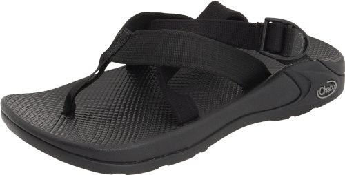 Chaco Men's Hipthong Two EcoTread Sandal,Black,8 M US