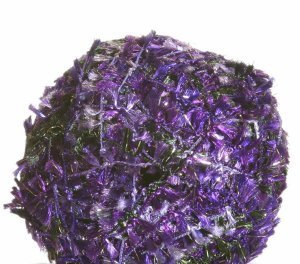Crystal Palace Little Flowers Yarn 9556 Violets Crystal Nylon Yarn