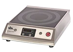 "Update International (IC-1800W) 12"" Countertop Induction Cooker"