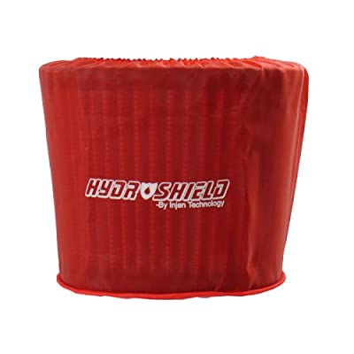 Injen Technology X-1033RED Red Hydro-Shield Pre-Filter: Automotive