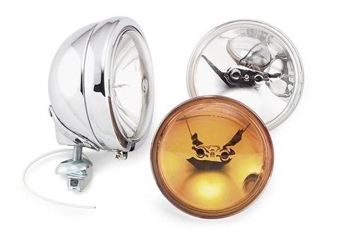 Wagner Lighting Spot Lamp Replacement - Custom Applications - Clear - Frm Clear Lens