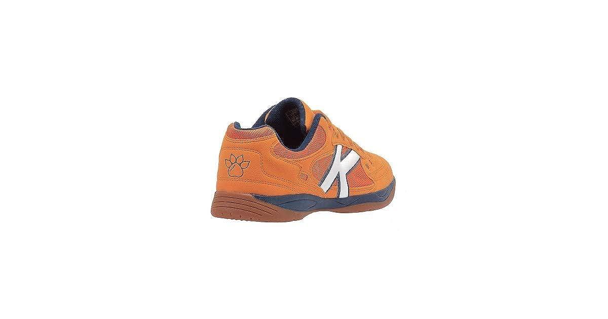 Kelme Herren Futsalschuhe Orange 44