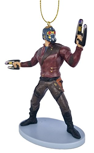 Star-Lord (Infinity War) Figurine Holiday Christmas Tree Ornament - Limited Availability - New for 2018 -