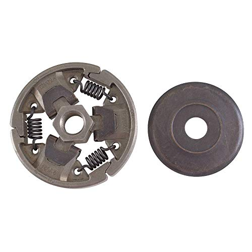 Stens 646-425 Metal Clutch Assembly, Fits Stihl: 024, 026, MS240, MS260, MS261, MS270, MS271, MS280 and MS291 Chainsaws, Replaces Stihl: 1121 160 2051