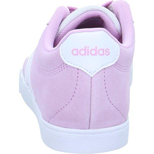 adidas W Scarpe da Tennis Ftwwht Rosa Ftwwht Donna Fropnk Ftwwht Courtset Fropnk Ftwwht rrw6qH1