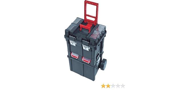 Patrol Group skrwc1 hdczapg001 Güde negro Bar Rolling Workshop caja de herramientas Multi caja de herramientas con ruedas: Amazon.es: Bricolaje y ...