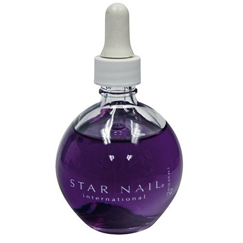 Star Nail 75 ml Aromatherapy Scented Cuticle Oil - Cranberry