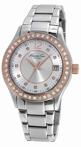 Kenneth Cole New York Three-Hand Stainless Steel Women's watch #10020851