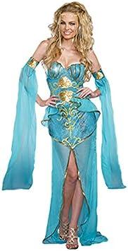 DreamGirl – Disfraz de diosa 9853 mar (pequeño): Amazon.es ...