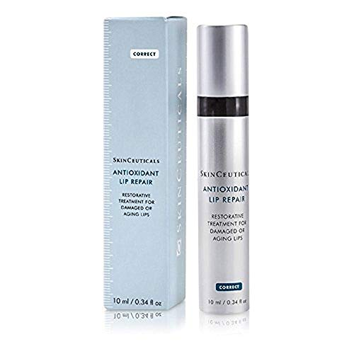 Antioxidant Lip Repair for Damaged or Aging Lips SkinCeuticals Lip Treatment 0.34 oz Unisex