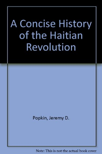 Concise History Of Haitian Revolution
