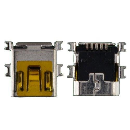 Charge Port Mini USB (5 Pins) HTC MDA/ 8125/ 8525/ Dopod/ P4550/ Hero/ Wing.....