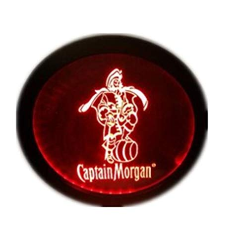 Captain Morgan,Color Changing Light Strip, Ultra Bright Neon Multicolor Style,Waterproof LED Light Strip RGB LED Flexible Strip Light Controller Power Adapter,Neon Sign,Advertising -