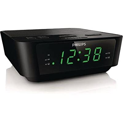SpyGear-AES Spy Cameras ACRHD 720p Alarm Clock Radio HD Covert Hidden Nanny Camera Spy Gadget (Black) - AES Spy Cameras