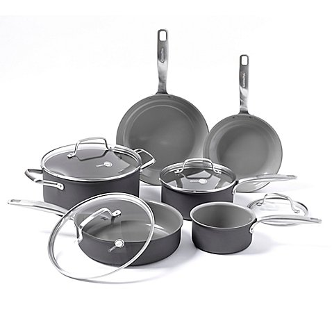 GreenPan Chatham Cookware Set 10 piece