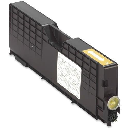 RICOH laser yellow toner cartridge cl3500 type 165 6000 pages at 5percent coverage - NEW - Retail - - Type 402555 Ricoh
