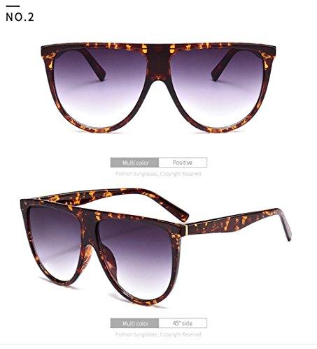 sol UV de conducción vintage de anti E viaje de box Alger de Big Gafas A estilo Wild Gafas WpEXZ